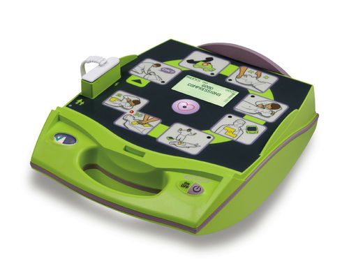 ZOLL AED Plus (con opzione REAL CPR HELP)