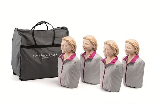 Little Anne QCPR (4 pack)