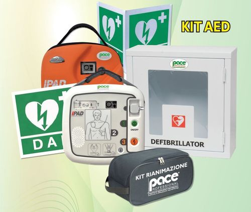 KIT Completo: AED IPAD CU-sp1 + Software CU-EX1